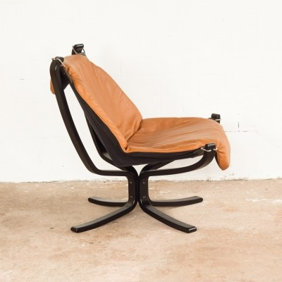 Falcon chair by Sigurd Ressell for Vatne Mobler