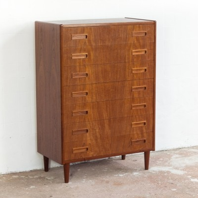 Chest of 7 drawers in teak by Westergaard