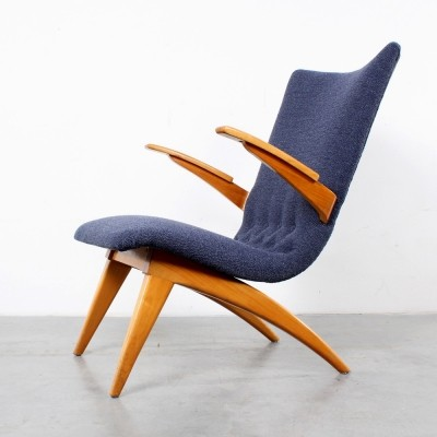 CJ van Os arm chair, 1950s