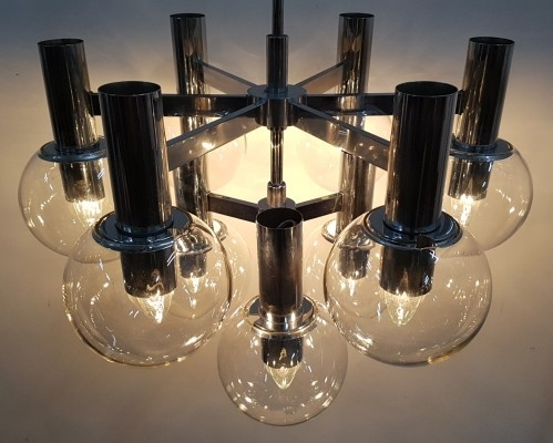 Chandelier hanging lamp