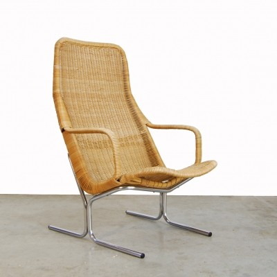 514C arm chair by Dirk van Sliedregt for Gebroeders Jonkers, 1960s