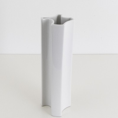 M6 ceramic vase by Angelo Mangiarotti for Fratelli Brambilla, 1968
