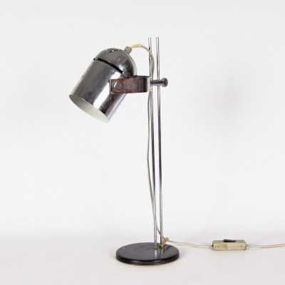 Desk lamp by Indra Stanislav for Lidokov, 1970s