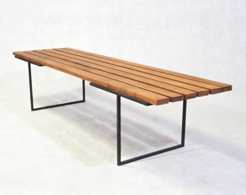 3 x bench by Franco Campo & Carlo Graffi for Home Torino, 1950s