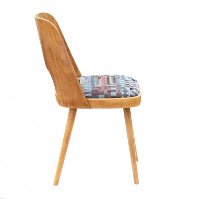 Model 515 dinner chair by Oswald Haerdtl for Ton Czechoslovakia, 1960s