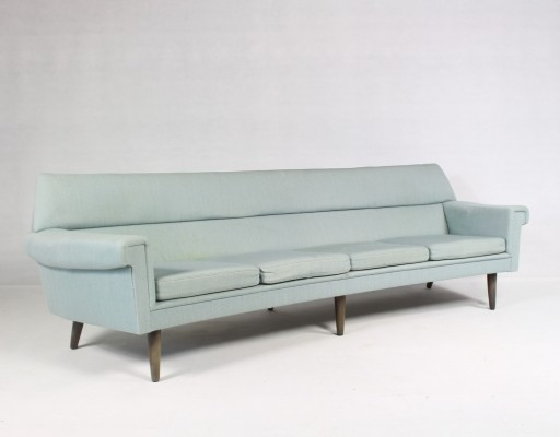 Mid-Century Danish Sofa by Kurt Østervig 1960s