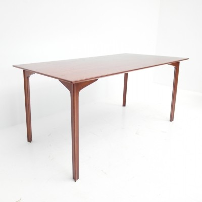Arne Jacobsen Grand Prix Dining Table, Denmark 1957