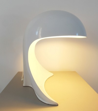 Dario Tognon & Studio Celli 'Dania' Table Lamp for Artemide, Italy 1969