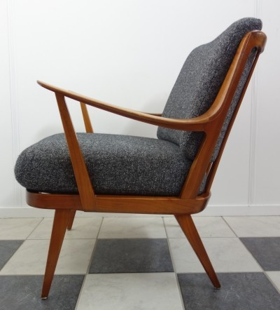Spindleback chair by Knoll Antimott, 1950s