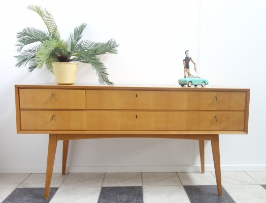 Sideboard by Wolfgang Weber for WK Möbel, 1960s