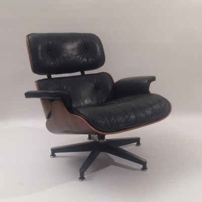 Lounge chair by Charles & Ray Eames for Herman Miller, 1990s