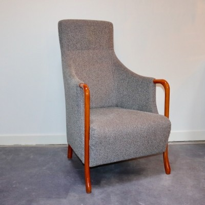 Stouby Denmark arm chair, 1970s