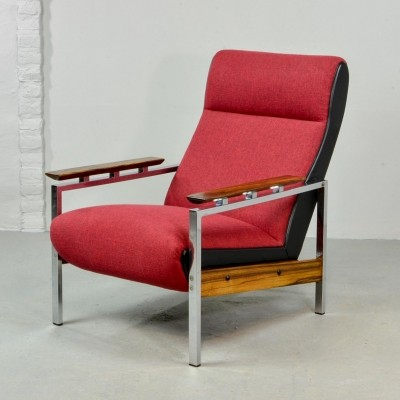 Dutch Design Lounge Chair by Rob Parry for Gelderland, 1960s
