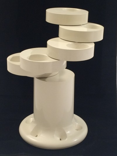 Pluvium Umbrella stand by Giancarlo Piretti for Castelli, 1970s