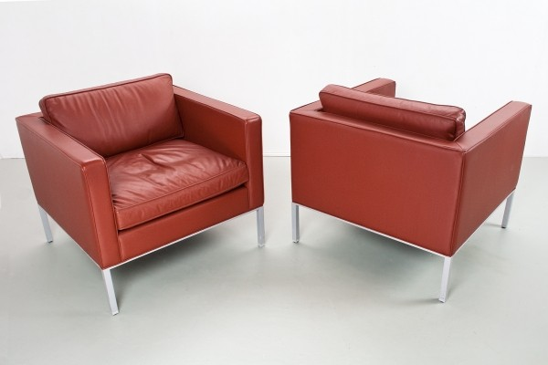2 x model 905 lounge chair by Kho Liang Ie for Artifort, 1980s