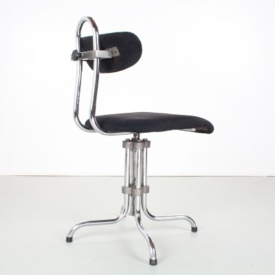 Model 353 office chair by W. Gispen for Gispen, 1930s
