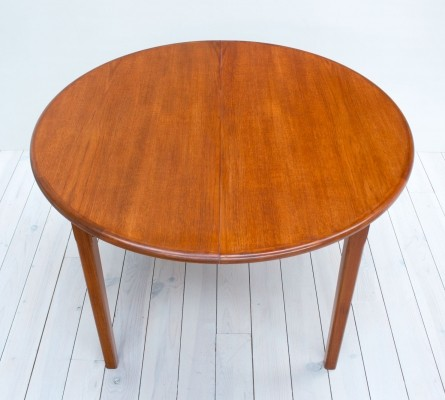 Holger Sørensen dining table, 1960s