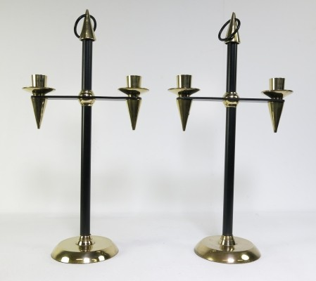 Vintage Candle holders, 1960s