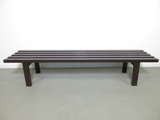 Metaform bench, 1980s