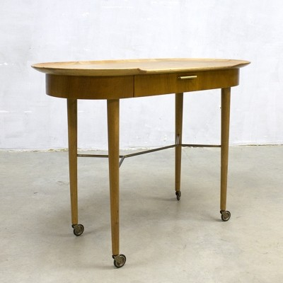 Side table by A. Patijn for Zijlstra Joure, 1950s