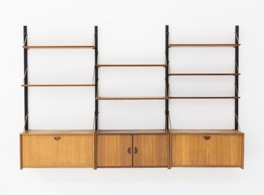 3-piece wall unit by Louis van Teeffelen for Wébé