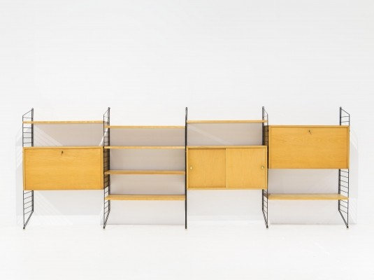Wall unit by Nisse Strinning, 1949