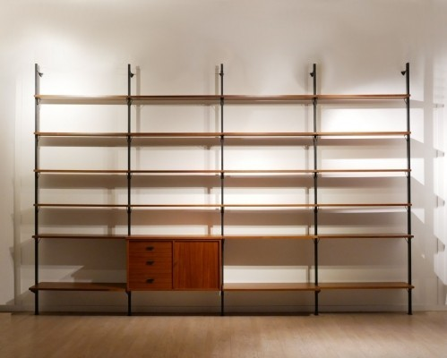 Wall unit by Olof Pira for Pira, 1960s