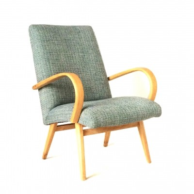 Design chair by J. Šmidek, 1960s