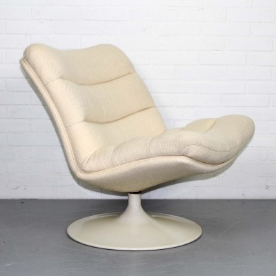 Model F976 Lounge Chair by Geoffrey Harcourt for Artifort, 1968