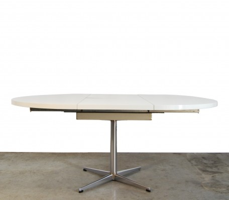 Pastoe dining table, 1970s