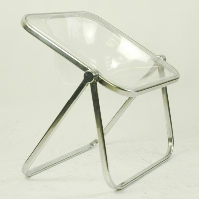 'Plona' Folding Chair by Giancarlo Piretti for Castelli