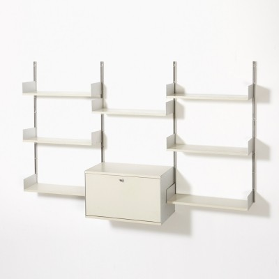 606 Series wall unit by Dieter Rams for Vitsoe, 1960s