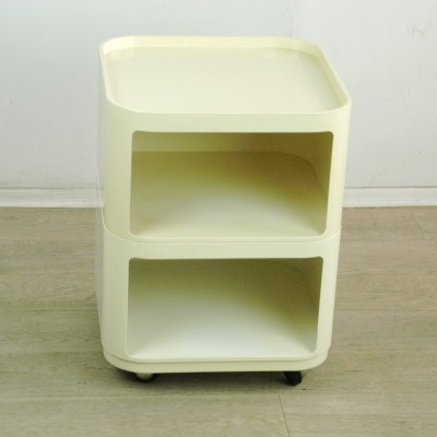 'Componibili' serving Trolley by Anna Castelli for Kartell