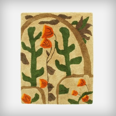 Vintage Wall Tapestry, 1960s