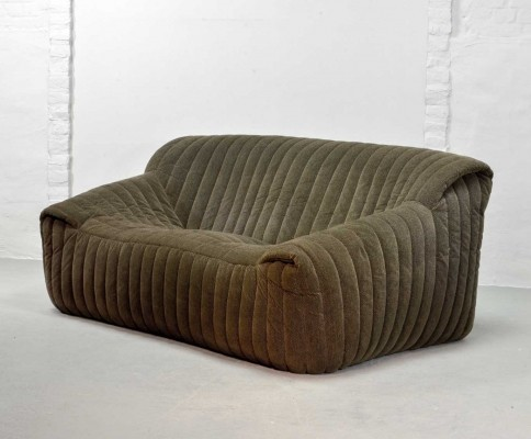 Two-Seat Sofas by Annie Hieronymus for Cinna 'Ligne Roset', France