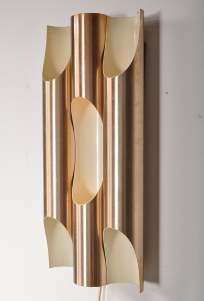 Fuga (large edition) wall lamp by Maija Liisa Komulainen for Raak Amsterdam, 1960s