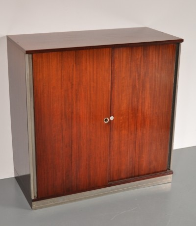 Italian rosewood cabinet by Ico Parisi, Italy 1970s