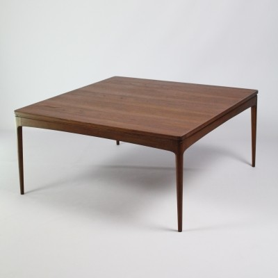 Coffee table by Ole Wanscher for AJ Iversen, 1960s