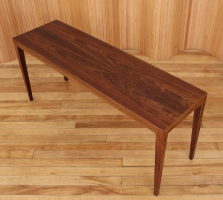 Model 41a coffee table by Severin Hansen for Haslev, 1950s