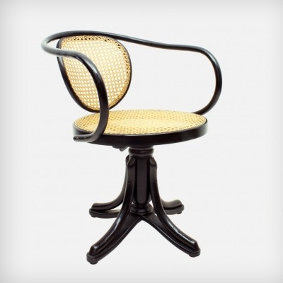 Model 5501 office chair by Gebr. Thonet for ZPM Radomsko & Gebrüder Thonet, 1920s