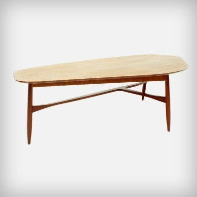 Svante Skogh coffee table, 1950s