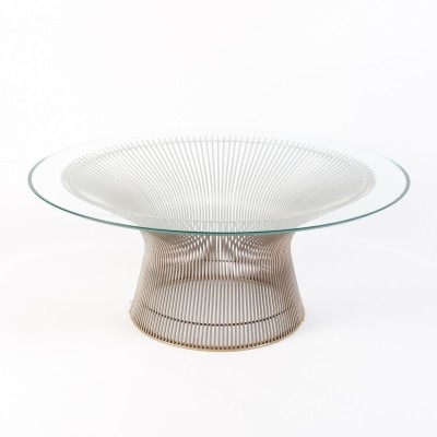 Coffee table by Warren Platner for Knoll, 1960s