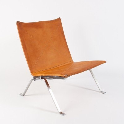 PK22 lounge chair by Poul Kjærholm for Fritz Hansen, 1980s