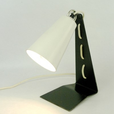 Austrian Modernist 'Hook' Table Lamp by J. T. Kalmar