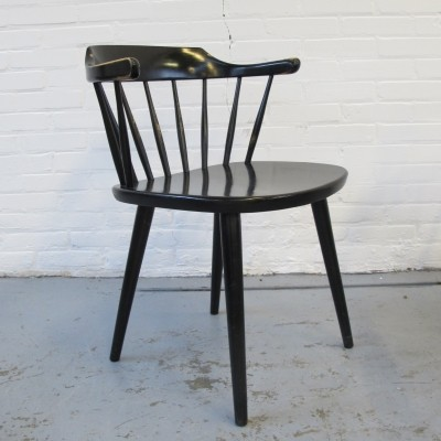 4 x Småland dinner chair by Yngve Ekström for Stolab, 1960s