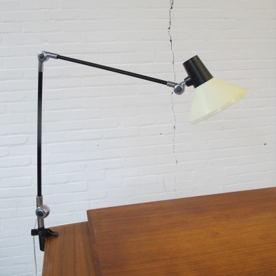 Derungs Toplux desk lamp, 1970s