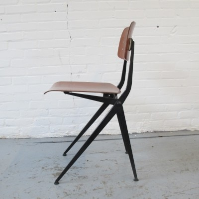 Marko Holland dinner chair, 1960s