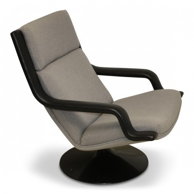 F140 lounge chair by Geoffrey Harcourt for Artifort, 1960s