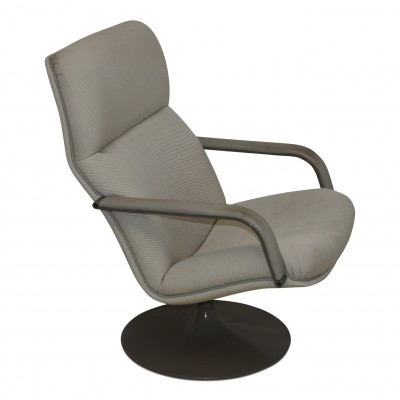 F142 lounge chair by Geoffrey Harcourt for Artifort, 1960s