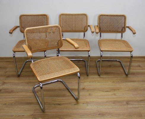 pair of thonet bentwood folding chairs 1960s 74665. Black Bedroom Furniture Sets. Home Design Ideas